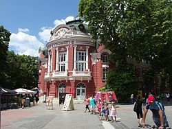 20140610 Varna 12 building of Opera & Drama theatres.jpg