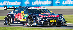 António Félix da Costa - Félix da Costa competing during the 2014 Deutsche Tourenwagen Masters season, his first season in touring car racing.