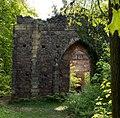 2014 Ruine und Gedenkstein zur goldenen Hochzeit von Johann und Amalia 1872 bei Pillnitz (3).jpg
