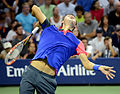 2014 US Open (Tennis) Tournament - Bernard Tomic (14954795260).jpg