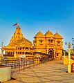 2015 Somnath Jyotirlinga temple Prabhas Patan.jpg