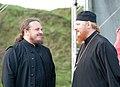 2016-07-18 20-17. Архимандрит Иоасаф (Перетятько) и епископ Иона (Черепанов).jpg