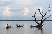 20160729 - Taungthaman Lake near Amarapura in Myanmar - 6044.jpg