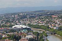 2016 Tbilisi, Widoki z Twierdzy Narikala (11).jpg