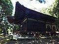 2017-09-26 Wakikawa-san Kyokaiji temple(脇川山教海寺本堂)兵庫県三木市細川町脇川 DSCF1938.jpg