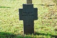 2017-09-28 GuentherZ Wien11 Zentralfriedhof Gruppe97 Soldatenfriedhof Wien (Zweiter Weltkrieg) (035).jpg