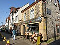 2018-07-07 Rallentando Italian Coffee Shop, High Street, Sheringham.JPG