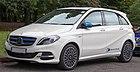 2018 Mercedes-Benz B-Class Electric Drive Electric Art Premium Front.jpg