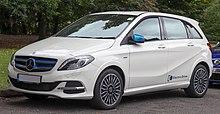 Production Mercedes Benz B Cl Electric Drive