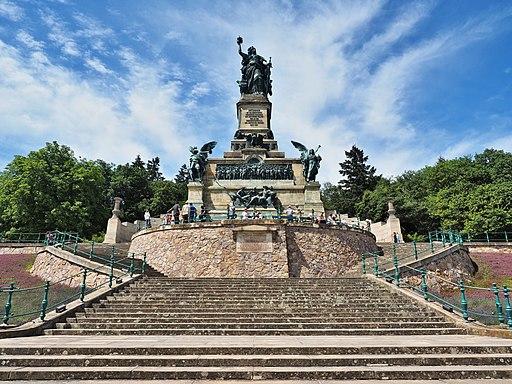 2018 Niederwalddenkmal symmetric ks01