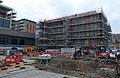 2018 Woolwich Crossrail Station construction site 26.jpg