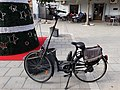 2019-12-30 Bicicleta amb la tija del manillar especialment llarga, Rafelguaraf 01.jpg