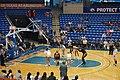 2020 Sun Belt Conference Women's Basketball Tournament (Texas State vs. UT Arlington) 12 (in-game action).jpg