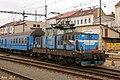 210 021-2, Чехия, Пльзеньский край, станция Пльзень главный вокзал (Trainpix 52461).jpg