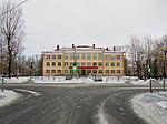 24 дом, Улица Гагарина, Северодвинск. Школа №12. Фото А. Щекинова.jpg