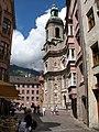 2612 - Innsbruck - Dom zu St Jakob.JPG