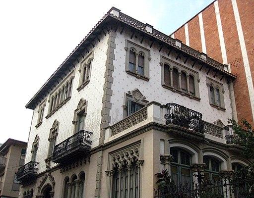 264 Casa Gustà, c. Alegre de Dalt