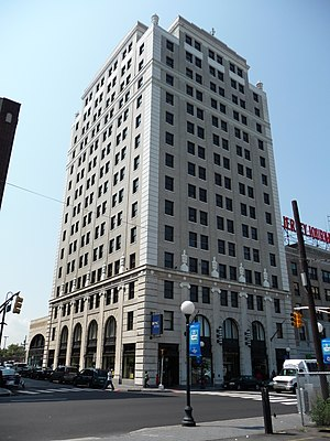 National Register of Historic Places listings in New Jersey - Labor Bank Building, Hudson County