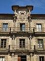 279 Palacio de Camposagrado (Avilés), façana sud, detall.jpg