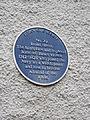 29 Broad Street plaque, Ludlow - IMG 0258.JPG