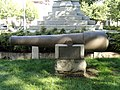 32-pounder Naval Cannon (Raleigh, NC) - DSC05872.JPG