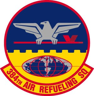 384th Air Refueling Squadron - Image: 384th Air Refueling Squadron