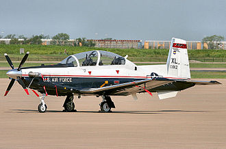 47th Operations Group - 84th FTS Raytheon T-6A Texan II 05-3812