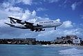 48ax - Air France Boeing 747-300; F-GETB@SXM;03.02.1999 (4704877630).jpg