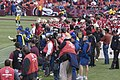 49ers sidelines Aug 2008.jpg