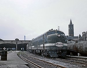 Indianapolis Union Station - Image: 4 Roger Puta New York Central Photos (27437394680)
