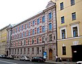 504. Saint Petersburg. Moskovsky Prospect, 11.jpg