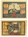 50 Pfennig Notgeld 1921 Stadt Marsberg No 001209.png
