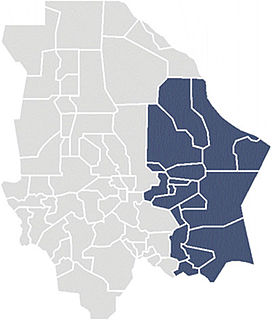 Fifth Federal Electoral District of Chihuahua federal electoral district of Mexico