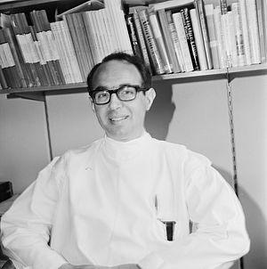 Berthold Grünfeld - Berthold Grünfeld in 1973