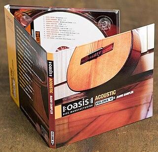 Digipak trademark; patented type of optical disc packaging