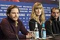 7 Days in Entebbe - Daniel Brühl, Rosamund Pike, Omar Berdouni - Press Conference.jpg