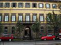 8467 - Milano - Giovanni Battista Chiappa, Palazzo Borgazzi (1829) - Foto Giovanni Dall'Orto, 31-Aug-2007.jpg