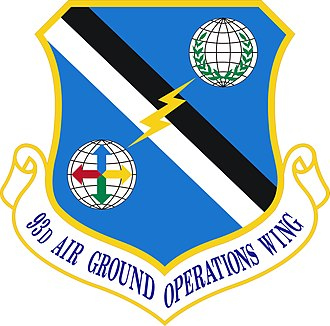 93d Air-Ground Operations Wing - 93 AGOW