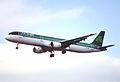 95eu - Aer Lingus Airbus A321-211; EI-CPE@LHR;01.06.2000 (6169813592).jpg