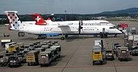 9A-CQC - DH8D - Croatia Airlines