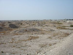 Dilmun Burial Mounds - Burial mounds in A'ali