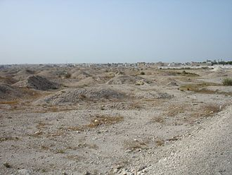 A'ali - The A'ali burial mounds.