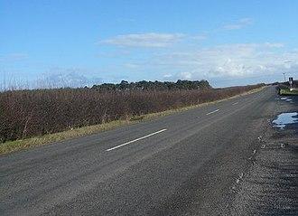 A616 road - Image: A616 Road Scene
