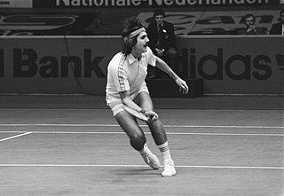 Raúl Ramírez Mexican tennis player
