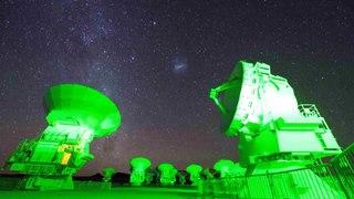 Datei: ALMA Operations und die Magellanic Clouds.ogv