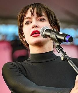 Meg Myers American musician