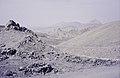 ASC Leiden - van Achterberg Collection - 14 - 15 - Rochers et formations rocheuses chez Atakor avec le mont Akar Akar - Ahaggar, Algérie - 1984.jpg