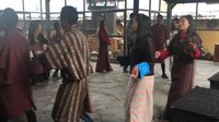 "Файл:A Bhutanese Folk dance that says, ""See you next year with same good health and happiness,"".webm"