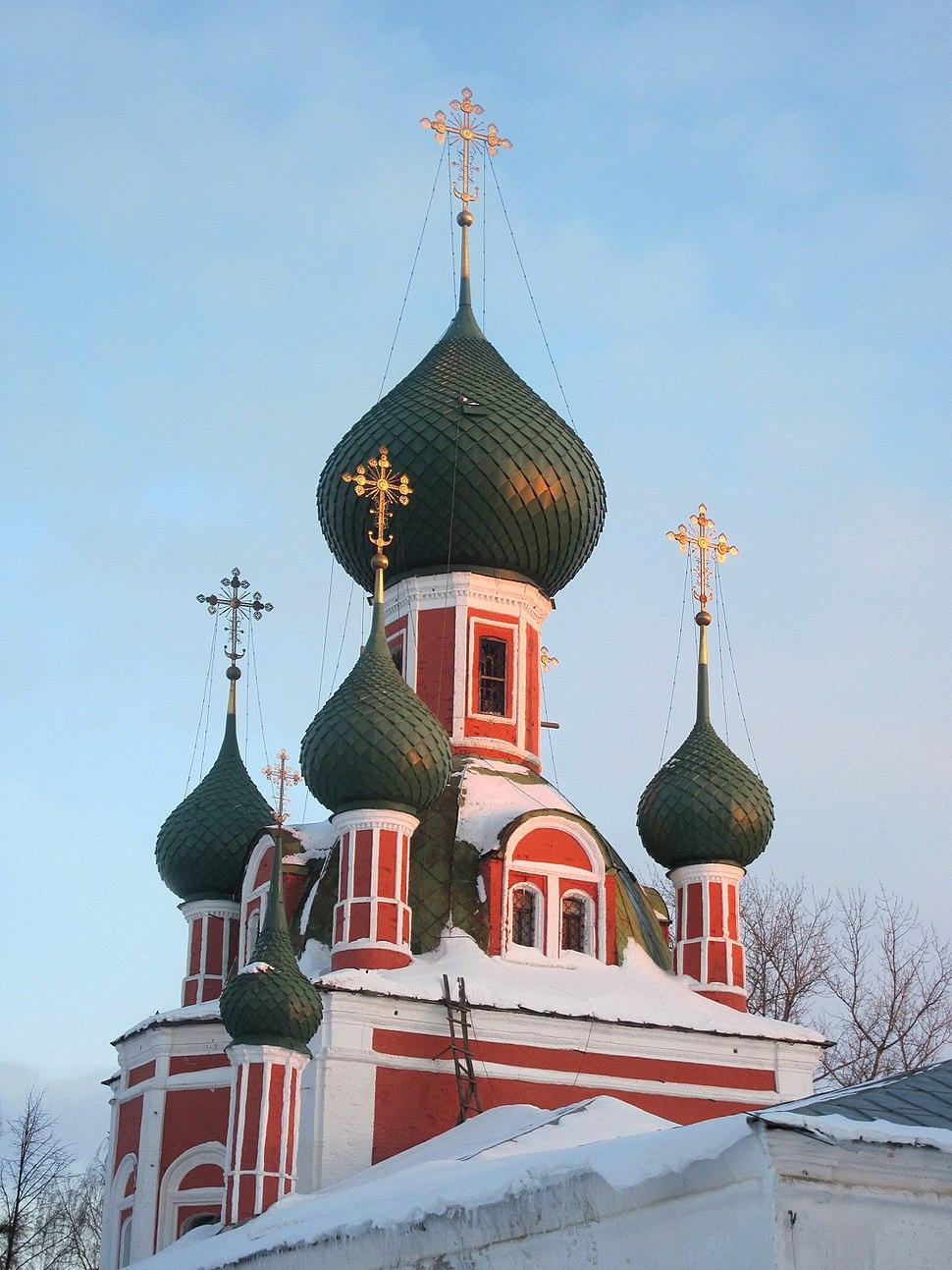 A Church in Pereslavl-Zalessky