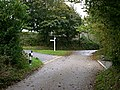 A Country Crossroads - geograph.org.uk - 346547.jpg